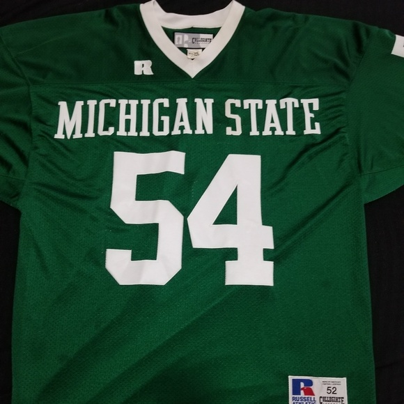 Russell Athletic Other - Michigan State Football Jersey #54 Banks